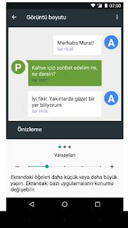 android nougat ozellikleri