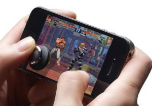 Akıllı telefonlar için joystick