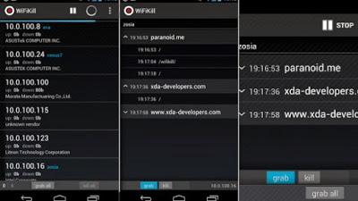 Android illegal uygulamalar