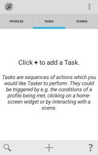 Tasker nasıl kullanılır