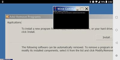 Android cihazda Windows programı çalıştırma