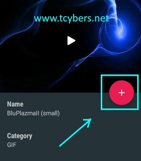 Android acilis animasyonu degistirme