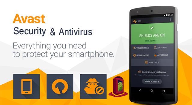 Android virüs koruma programı