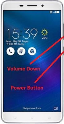 Asus zenfone 3 ekran resmi alma
