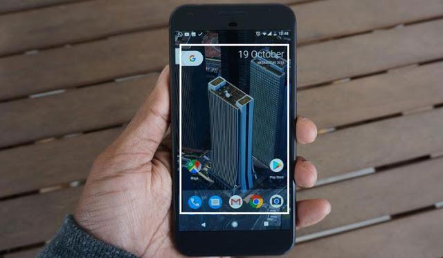 google-pixel-2-ekran-goruntusu-alma