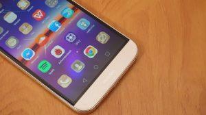 Huawei g8 ekran görüntüsü alma