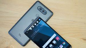 LG V20 ekran görüntüsü alma