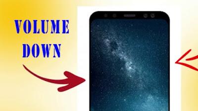 Samsung galaxy a8 ekran görüntüsü alma