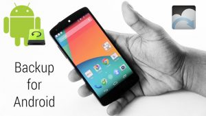 Android En İyi Yedekleme Uygulamaları