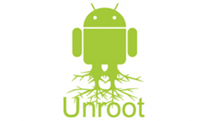 root nasıl kaldırılır