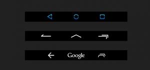 Android: Sanal Tuşları Değiştirmek