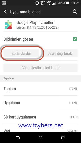 Google Play Store 498 Hatası Nasıl Çözülür?