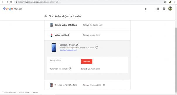 gmail-hesabım-nerede-acik