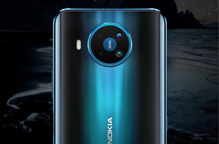 Nokia 8.3 5G Arka Kapak Tasarımı ve Kamera Özellikleri