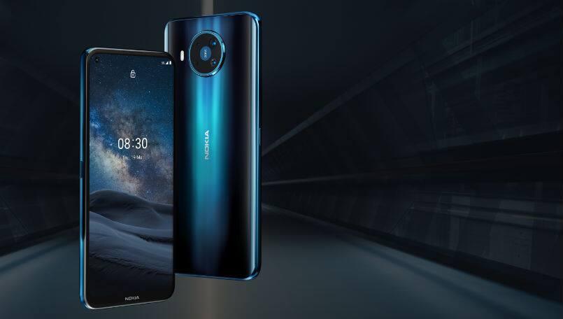 Nokia 8.3 5G Ekran Kasa Oranı ve Ekran Özellikleri