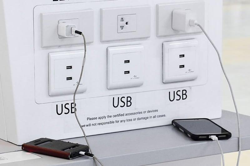 Kamuya Açık USB Şarjlardan Uzak Durmalısınız2
