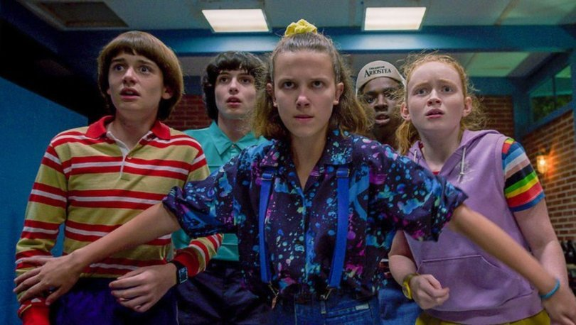 Stranger Things 4.Sezon